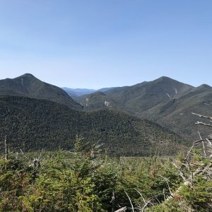 Views of Colden & the MacIntyre Range