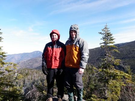 Colvin summit